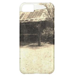 Vintage Old West Cabin iPhone 5C Case