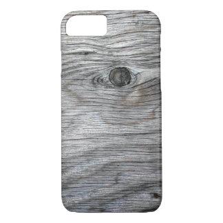 Vintage Old Wood Texture iPhone 8/7 Case