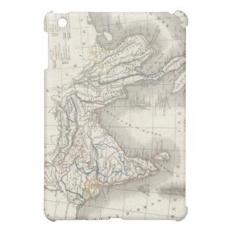 Vintage old world India map print iPad Mini Cover