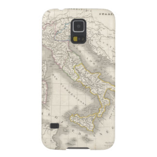 Vintage old world Italy map cool Italian foodie Galaxy S5 Cover