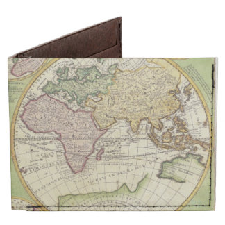 Vintage Old World Map History-lover's Gift Tyvek Wallet
