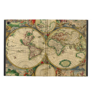 Vintage old world Maps Powis iPad Air 2 Case