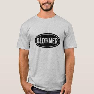 Vintage oldtimer t shirt for men