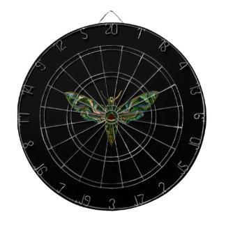 Vintage Oleander Hawk-moth Dartboards