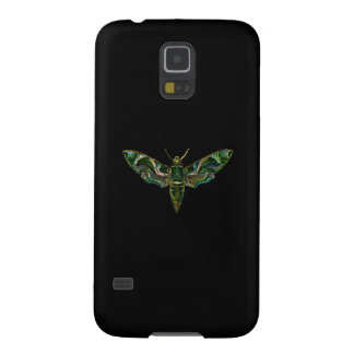 Vintage Oleander Hawk-moth Galaxy S5 Case