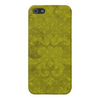 Vintage Olive iPhone Case