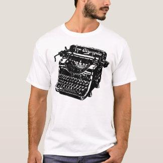 Vintage Olympia Typewriter T-Shirt
