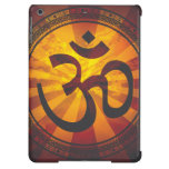 Vintage Om Symbol Case For iPad Air
