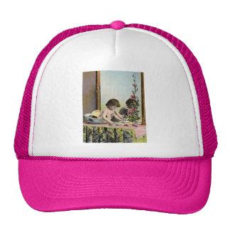 Vintage On A Dresser Trucker Hat