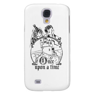 Vintage Once Upon a Time Apparel Decor and Gifts Galaxy S4 Covers
