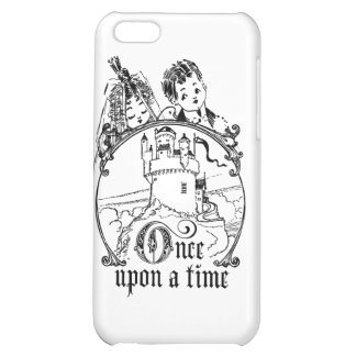 Vintage Once Upon a Time Apparel Decor and Gifts iPhone 5C Case