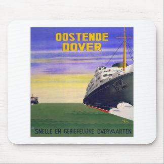 Vintage Oostende Dover Mousepads