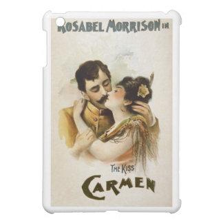 Vintage Opera Carmen Poster iPad Mini Cover