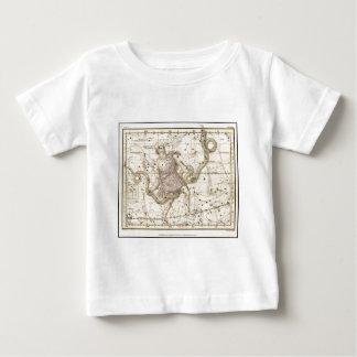 Vintage Ophiuchus Constellation Zodiac Baby T-Shirt