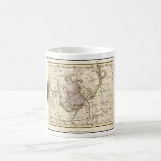 Vintage Ophiuchus Constellation Zodiac Coffee Mug