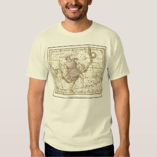 Vintage Ophiuchus Constellation Zodiac T Shirt