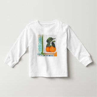 Vintage Oranges Collage Toddler T-shirt