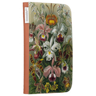 Vintage Orchids Cases For The Kindle