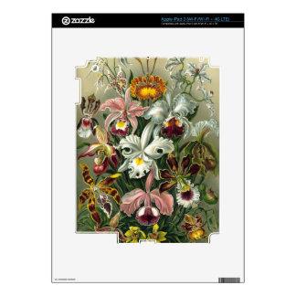 Vintage Orchids iPad 3 Skins