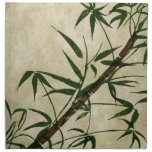 Vintage Oriental Bamboo 1 Printed Napkins