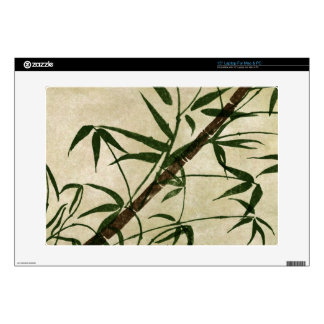 Vintage Oriental Bamboo 1 Skin For Laptop