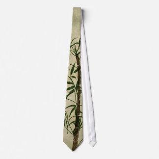 Vintage Oriental Bamboo 1 Tie