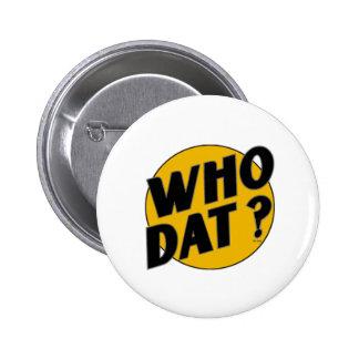 Vintage original que símbolo de Dat Pins