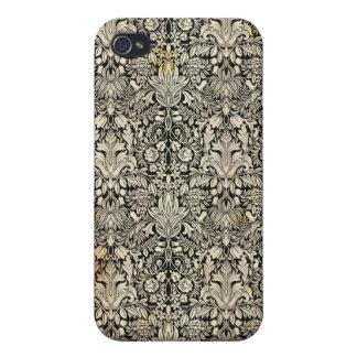 Vintage Ornamental Art Noveau IPhone 4S Case