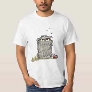 Vintage Óscar en bote de basura Remera