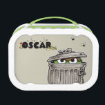 """Vintage Oscar in Trash Can Lunch Box<br><div class=""""desc"""">Check out Ocar in this vintage graphic!        This item is recommended for ages 2 . &#169;  2014 Sesame Workshop. www.sesamestreet.org</div>"""