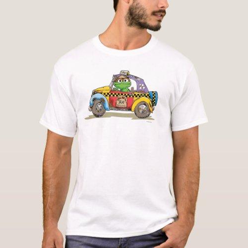 Vintage Oscars Taxi Service T_Shirt