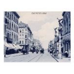 Vintage Ostend 1895 Post Card
