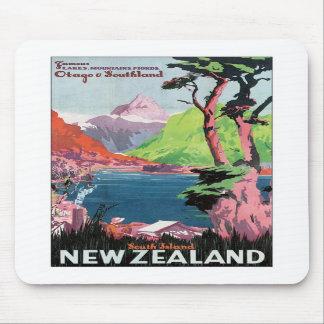 Vintage Otago New Zealand Mouse Pads