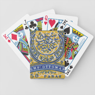 Vintage Ottoman Empire Playing Cards
