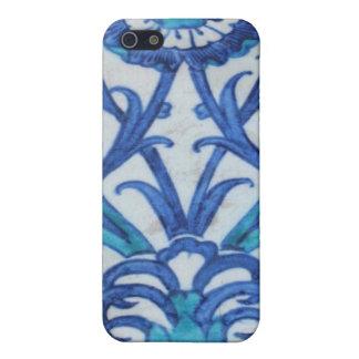 Vintage Ottoman Tile FLORAL DESIGN Case For iPhone SE/5/5s
