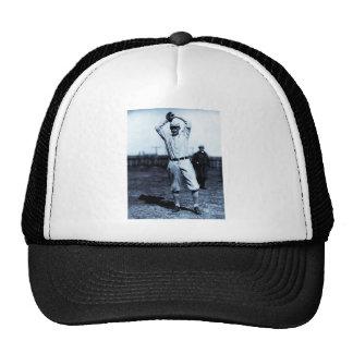 Vintage Outfielder (Cyanotype) Trucker Hat