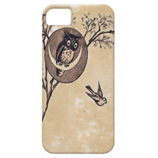 Vintage Owl Case-Mate Case iPhone 5 Cover