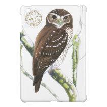 Vintage Owl ipad mini case