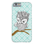 Vintage Owl Iphone 6 Case at Zazzle