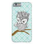 Vintage Owl iPhone 6 case iPhone 6 Case