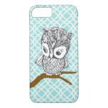 Vintage Owl Iphone 7 Case at Zazzle