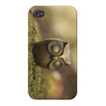 Vintage Owl Iphone Case