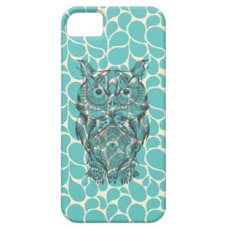 Vintage Owl iPhone SE/5/5s Case