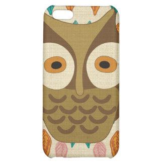 Vintage owl Speck Case iPhone 5C Cover