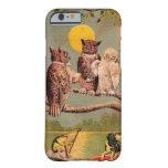 Vintage Owls iPhone 6 Case