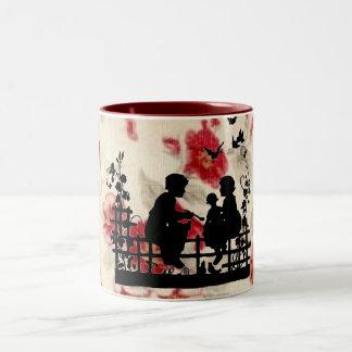 Vintage P Mug