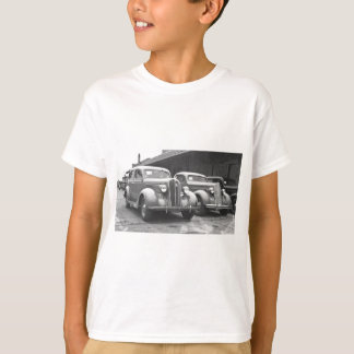 Vintage Packards Classic Cars T-Shirt