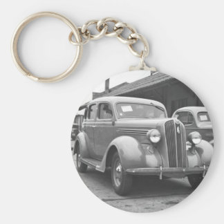 Vintage Packards Key Chain