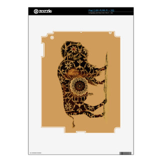 Vintage Painted Bison Skin For The iPad 2