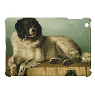 Vintage painting: Bucovina Shepherd Case For The iPad Mini